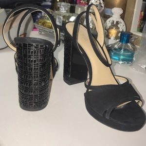 Michael Kors chunky heel sandal